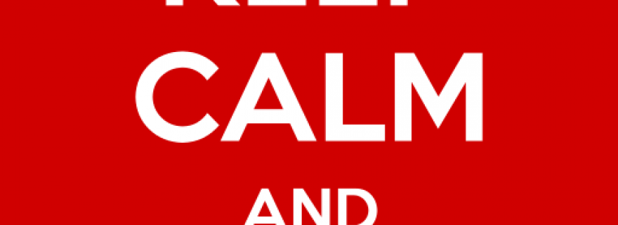 'Keep calm and carry on' – The implications of joining the fight against IS