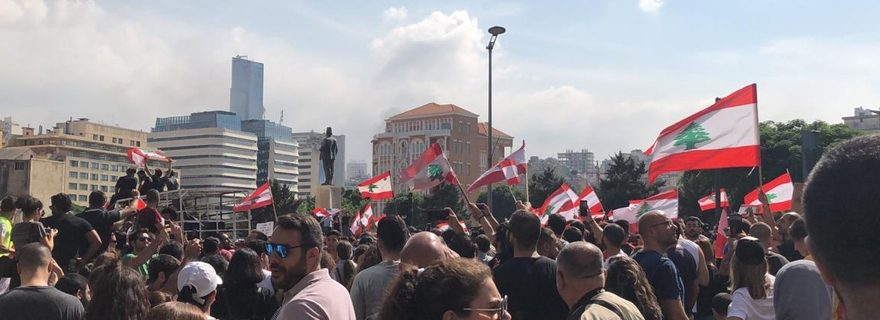 Lebanon Protests: A New Generation Calls for Change