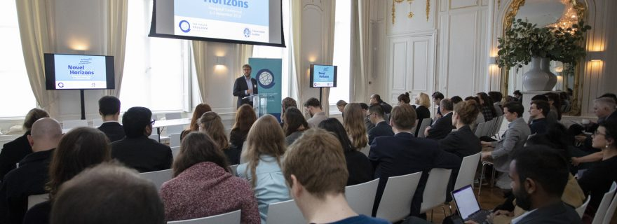 Responsible behaviour in cyberspace: dispatches from The Hague (and New York and Paris)