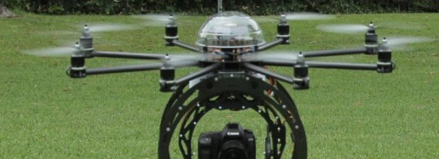 The sky's the limit for non-lethal drone applications