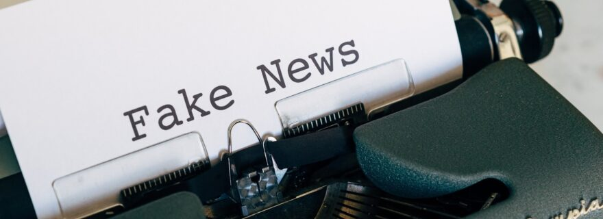 Dealing with Fake News: An Absolute Necessity, but How?