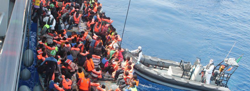 Radicalisation over refugees