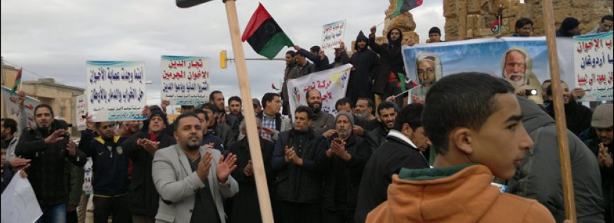 Libya: A battle for the future