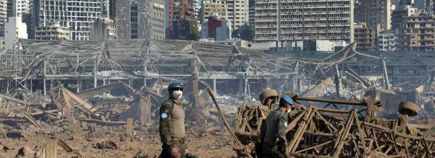 UNIFIL & The Beirut Blast