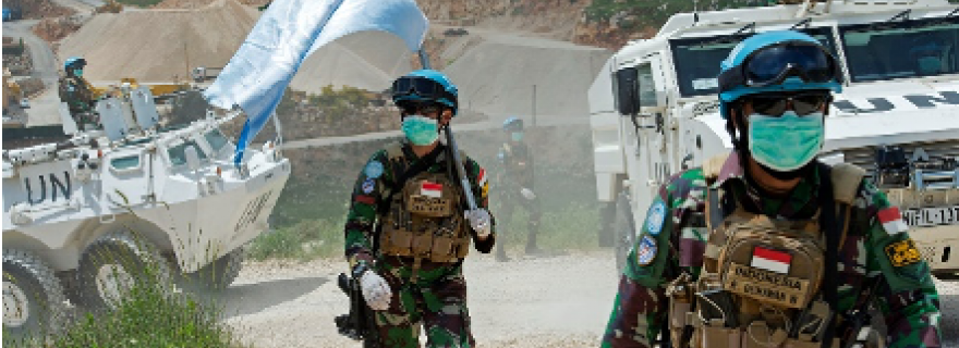 Experienced peacekeepers and experts discuss the effects of COVID-19 on peacekeeping