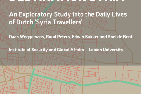 "New ISGA report: ""Destination Syria"""