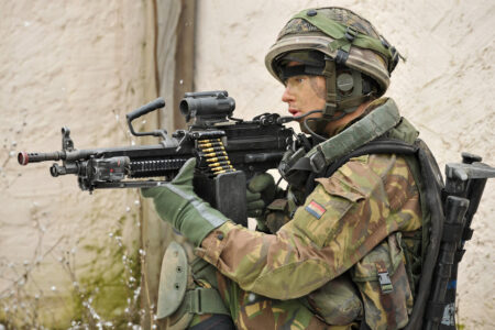 Shifting Focus: Right-Wing Extremism in the Dutch Military