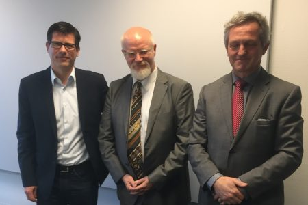 J.M. Berger visits Institute of Security and Global Affairs (ISGA)