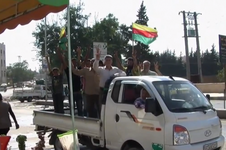 How IS' rise could actually benefit the Kurds