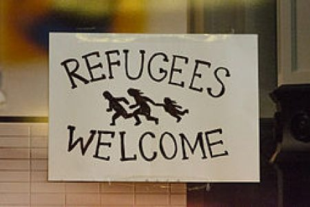 Protest against refugees: breeding ground for the extreme right?