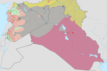 Whether ISIS is losing the war