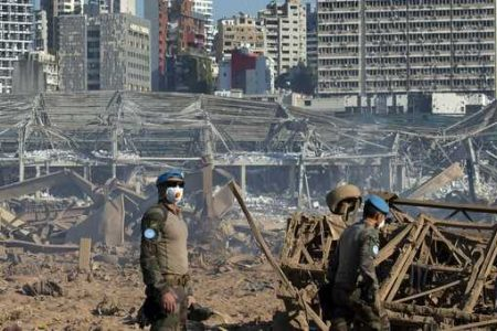 UNIFIL & The Beirut Blast