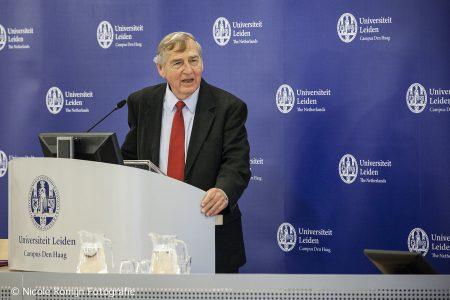 Harvard professor Graham Allison on nuclear security issues