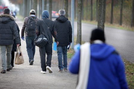 Refused asylum seekers and the bed-bath-bread-arrangement in the Netherlands