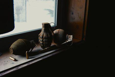 Explosive Violence – Hand Grenades in the Netherlands