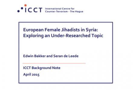 European Female Jihadists in Syria