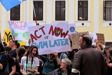 Action, leadership or greenwashing? Local government and the climate emergency in the UK