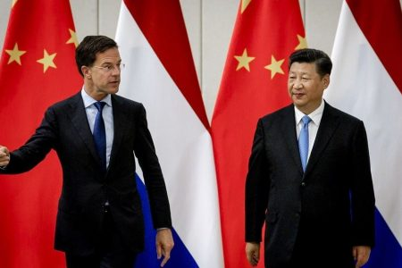 The Strategic Reconsideration of the Netherlands-China Relations