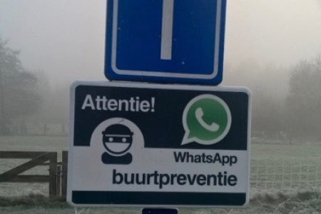 What's up with WhatsApp Neighbourhood Watch?