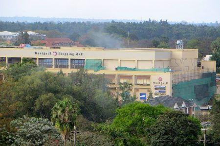 Malls threatened by Al Shabaab